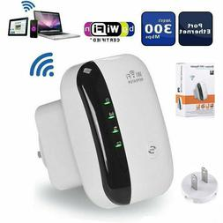 300Mbps WiFi Blast Wireless-N Repeater 802.11 AP Router Exte