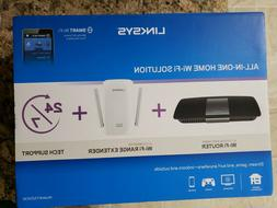 Linksys All-In-One Home Wi-Fi Solution Wi-Fi Router - Brand