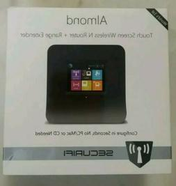 Securifi Almond Touch Screen Wireless N Router Range Extende