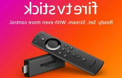 Amazon Fire TV Stick 2019 with All-New Alexa Voice Remote St