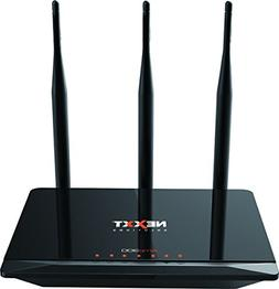 Nexxt Solutions Amp300 Wireless High Power 300N Router/Repea
