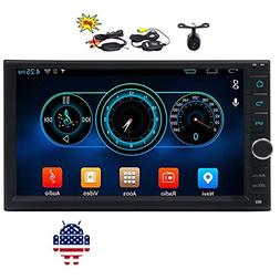 EinCar 7 inch Android 7.1 Car Stereo Nougat Octa Core 102460