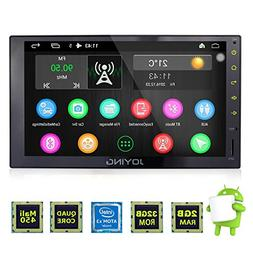 JOYING Android 6.0 Multifunctional Car Stereo Head Unit with
