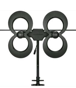 Antennas Direct ClearStream 4MAX UHF/VHF Indoor/Outdoor HDTV