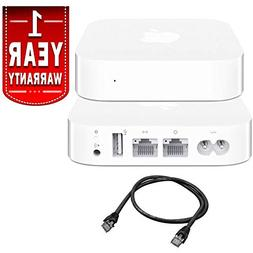 Apple AirPort Express Base Station MC414 Wireless Router and