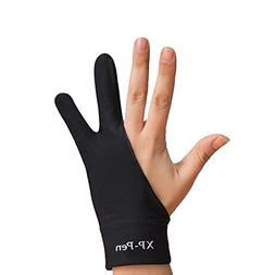 XP-Pen Professional Artist Anti-fouling Lycra Glove for Gra