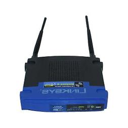Linksys Router Broadband Wireless G Networking Solutions New
