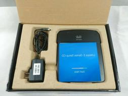 Cisco Linksys E1200 Wireless N300 Wi Fi Router with 4 Port S