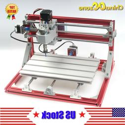 CNC 3018 DIY CNC & Laser Engraving Router Carving PCB Millin