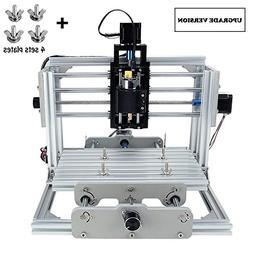 CNC DIY Router Wood Engraving Machine, 2417 GRBL Control Woo