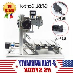 CNC Router Engraver 3018-PRO Engraving Carving PCB Milling M