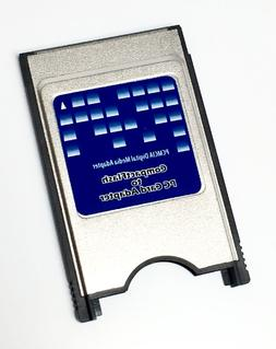 Digigear Compact Flash CF to PCMCIA PC Memory Card Adapter R