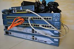 Cisco Complete CCNA & CCNP Security home lab kit with ASA550