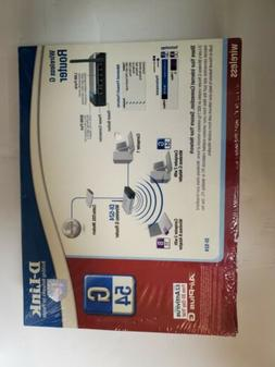 D-Link Wirelss G Router DI-524