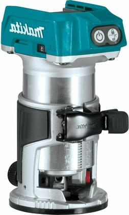 DCW600B 20V XR CORDLESS COMPACT ROUTER  FREE SHIPPING