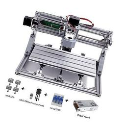 DIY CNC Router Kits 3018 GRBL Control Wood Carving Milling E