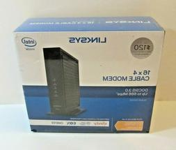 16x4 DOCSIS 3.0 Cable Modem Box