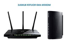 TP-Link DOCSIS 3.0  High Speed Cable Modem  and TP-Link Arch