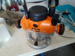Triton dual mode Percison plunge router