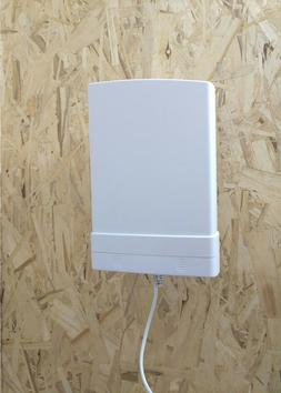 Dual-Q LTE Outdoor router Band 2/4/12 for Rural RV Yacht AT&