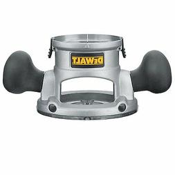 DEWALT DW6184 Fixed Base