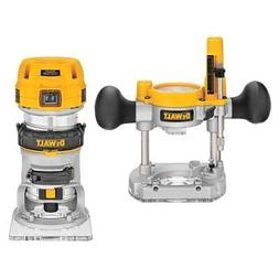 DEWALT DWP611PK 1.25 HP Max Torque Variable Speed Compact Ro