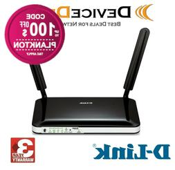 D-link DWR-921 LTE 4G Wireless Router with Standard size SIM