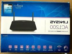 LINKSYS EA6100  SMART WI-FI ROUTER AC 1200
