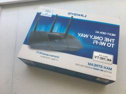 Linksys EA7300 MAX-STREAM AC1750 MU-MIMO Wi-Fi Router NEW no