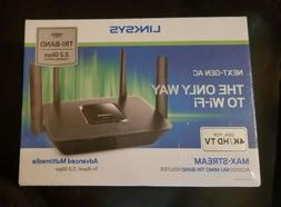 Linksys EA8300 Max-Stream AC2200 Tri-Band Wi-Fi Router BRAND