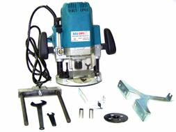 electric plunge router machine 1 4 3