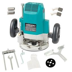 """Electric Plunge Router Wood Cutting Machine 24000 rpm 1/4"""","""