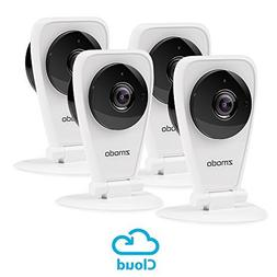 Zmodo 4-Pack EZCam HD Wireless Kid and P