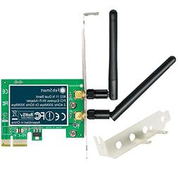 Feb Smart Wireless Dual Band N600  PCI Express  Wi-Fi Adapte