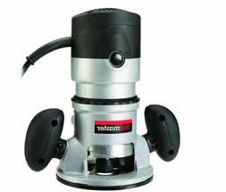 Drill Master Fixed Base Wood Router 2HP Adjustable Depth Rot