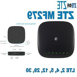 Dual-Q LTE Router Band 2.4.5.12.13.17.25.26 TDD B41 for T-Mobile//AT/&T+Battery