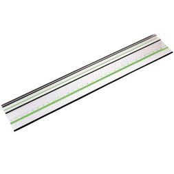 """Festool FS1400/2-LR32-55""""Guide Rail with holes For Drilling."""