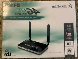 GSM Unlocked D-Link DWR-922 4G LTE Wireless Hotspot US Cellu