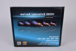 HDMI Extender for HDTV and Hi-def Monitor