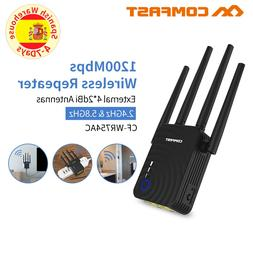 High Power 1200Mbps Comfast Dual Band 2.4+5 Ghz Wireless Wif