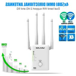 Smart Router High Power AC1200 Dual Band Wireless Router/AP/