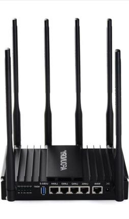 AFOUNDRY High Power Dual Band Wireless WiFi Gigabit Router,
