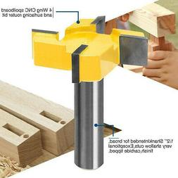 High Quality CNC Spoilboard Surfacing Router Bit 1/2 Shank C