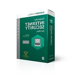 Kaspersky Internet Security for Mac 2017 | 1 Device | 1 Year