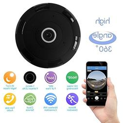 GBD IP Camera 360 Degree Panoramic Fisheye 3D VR Wireless Wi