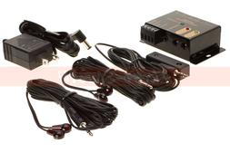 IR Remote Repeater Extender System Kit - 4 Infrared Hidden 2