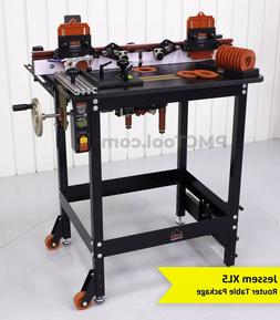 JessEm Mast-R-Lift II Excel Premium Router Table with Clear