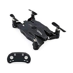 Liobaba For JJR/C H49 2 4GHz Ultra thin Foldable Mini Quadco