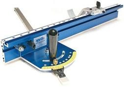 Kreg Precision Miter Gauge System Table Saw Cutting Power To