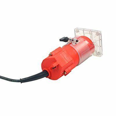 """110V Woodworking Power 1/4"""""""